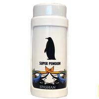 【SPASHAN】STAY COOL スパシャン限定『SUPER PENGUIN』ホワイトver ステンレスボトルクーラー 順次発送