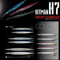HITMANヒットマンジグ ルアー【H07】シルバーホロ(250g) H07701SHG250 eltg-282