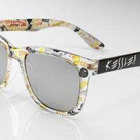 【KESSLER】ケスラー サングラス UV・偏光レンズ 全32種類 スイス生まれの高級サングラス SPASHAN スパシャン  ケスラー KE007