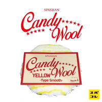 【SPASHAN】Candy Wool YELLOW -Type Smooth- スパシャン ルペス