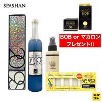 【SPASHAN】 SPASHAN2019S+スローンスプレー +光沢プラスのセット!セットでBOB又はマカロンが無料でついてくる!