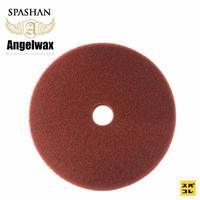 スパシャン SPASHAN ANGEL WAX 125mm ハードスポンジ赤 スパシャン エンジェルワックス コーティング 洗車