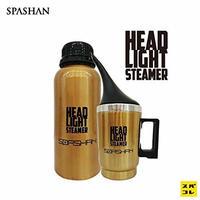 スパシャン SPASHAN ヘッドライトリペアの革命児!ヘッドライトスチーマー2speed スパシャン コーティング