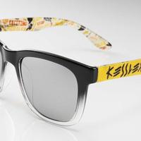【KESSLER】ケスラー サングラス UV・偏光レンズ 全32種類 スイス生まれの高級サングラス SPASHAN スパシャン  ケスラー KE014