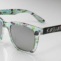 【KESSLER】ケスラー サングラス UV・偏光レンズ 全32種類 スイス生まれの高級サングラス SPASHAN スパシャン  ケスラー KE008