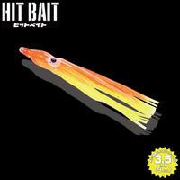 HITMANヒットベイト フラッシュオレンジ(3.5inch) 1パック6本入り HB35-220 eltg-084