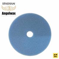 スパシャン SPASHAN ANGEL WAX 125mm セミミドルスポンジ青 スパシャン エンジェルワックス コーティング