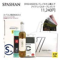 ●★SPACOLLE限定箱!SPASHAN&アイアンバスター2の2本箱セット+NEWクレイタオル2とセットでアイアンバスター2無料!スパシャン コーティング