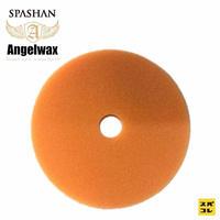 スパシャン SPASHAN ANGEL WAX 125mm ミドルスポンジオレンジ スパシャン エンジェルワックス コーティング