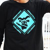 MONKEY GANG エレクトロロジック デザイン Tシャツ ブラック M~XXL アパレル メンズ レディース