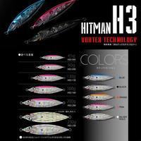 HITMANヒットマンジグ ルアー【H03】(130g)