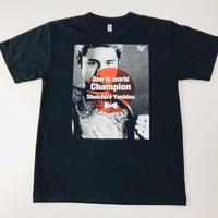 日本ライト級チャンピオン、吉野修一郎選手応援Tシャツ(ドライTシャツ)