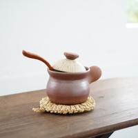 池本直子 1.2合炊き土鍋 ⑥