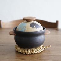 池本直子 耐熱土鍋(ご飯炊き2合)⑥
