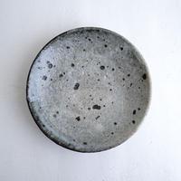 八田亨 No.37 白掛5寸皿