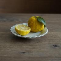 有田製窯 李朝菊型小皿