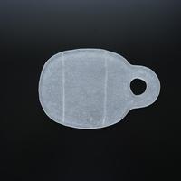 塩谷直美 N-10 ガラスおやつ皿