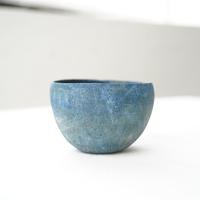 57 水谷智美 丸カップ青