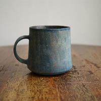 99水谷智美 マグカップ青