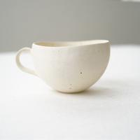 83水谷智美 ティーカップ素色