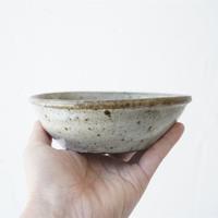 八田亨 No.97  白掛玉縁鉢