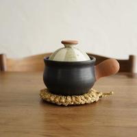 池本直子 耐熱土鍋(ご飯炊き1合)①