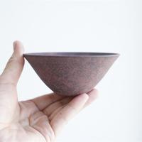 56-1 渋谷英一 「地ノ器 小鉢 茶 」