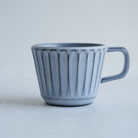 N▶400 エヌ・ヨンヒャク しのぎカップ gray