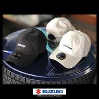 JIMNY CAP SUZUKI Official Licenced Product. [NEWERA 9TWENTY™ADJUSTABLE]