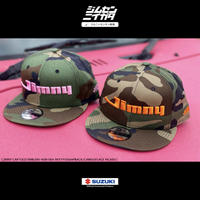COME SOON!New!SUZUKI Official Licensed Product [JIMNY CAP NEWERA 9FIFTY™ SNAPBACK]