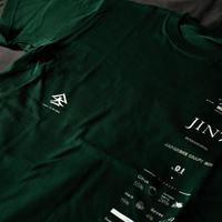 JIN7 series01 オリジナルTシャツ