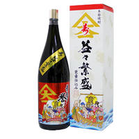 薩摩の誉 益々繁盛ボトル 4.5L