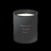 Summer Kinda Love キャンドル