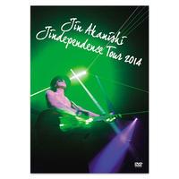 "「JIN AKANISHI ""JINDEPENDENCE"" TOUR 2014」【DVD】"