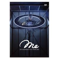 「JIN AKANISHI LIVE TOUR 2015 ~Me~」【DVD】