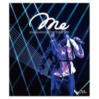 「JIN AKANISHI LIVE TOUR 2015 ~Me~」【Blu-ray】