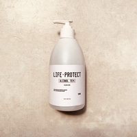 LIFE + PROTECT 500ml ALCOHOL 70%