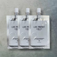 LIFE + PROTECT  COMPACT GEL 30ml 3set