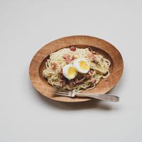 パスタ皿〔オーバルL〕(W - X)