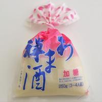 禅 あま酒 加糖 250g