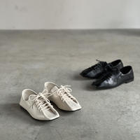 SOFT LEATHER LACE UP SHOES