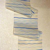 紙布八寸帯