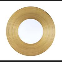 [ J.L Coquet - ジャン・ルイ・コケ ] < Hémisphère - エミスフェール > ディナープレート 27cm  ゴールド