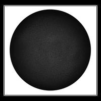 [ Jaune De Chrome - ジョーヌ・ド・クローム ] < Noir Pailleté - ノワール・パイーテ >  アゴラ  ディナープレート 27cm