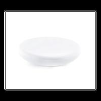 [ J.L Coquet - ジャン・ルイ・コケ ] < Hémisphère - エミスフェール >   バブルフラットプレート  16.5cm   ホワイトサテン