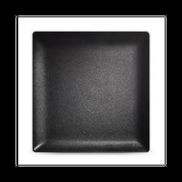 [ Jaune De Chrome - ジョーヌ・ド・クローム ] < Noir Pailleté - ノワール・パイーテ >  カレプレート 12cm x 12cm