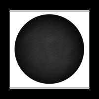 [ Jaune De Chrome - ジョーヌ・ド・クローム ] < Noir Pailleté - ノワール・パイーテ >  アゴラ  デザートプレート 21cm