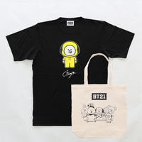 Solo2 T-Shirts&Tote bag_ BT21(9151901030)