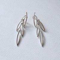Earrings OLIVA Silver 01(イアリング)