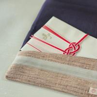 城端しけ絹の袱紗